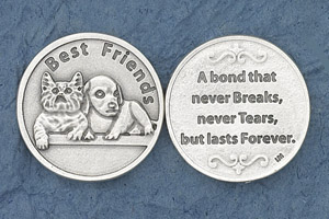 25-Pack - Best Friends Coin