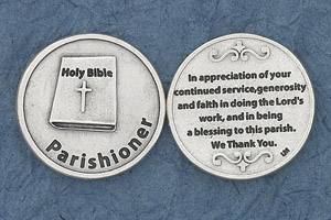25-Pack - Parishioner Coin