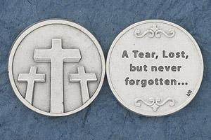 25-Pack - Memorial Tear Coin