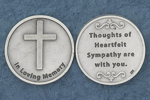 25-Pack - In Loving Memory Coin