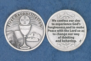 25-Pack - First Reconciliation Coin