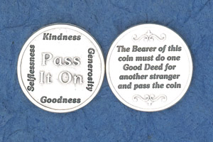25-Pack - Pass it On Coin