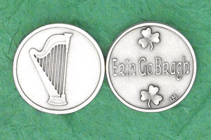 25-Pack - Irish Coin - Erin Go Braugh