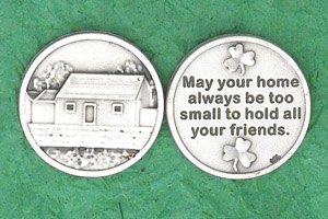 25-Pack - Irish Coin - May your home