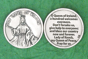 25-Pack - Irish Coin - Lady of Knock
