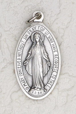 25-Pack - 2 inch Miraculous Medal