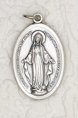 25-Pack - 1 inch Miraculous Medal