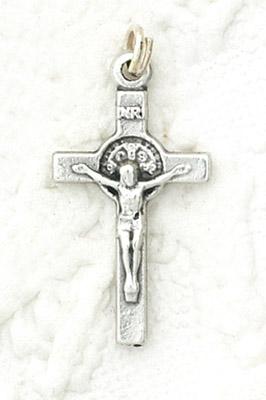 50-Pack - Italian Silhouette Pendant - Saint Benedict