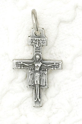 50-Pack - Bracelet Size San Damiano Cross