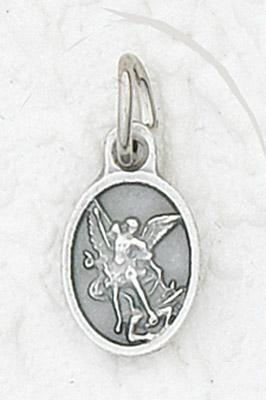 50-Pack - Bracelet Size StMichael Pendant