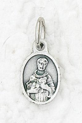 50-Pack - Bracelet Size St Francis Pendant