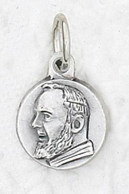 50-Pack - Bracelet Size Pendant of Padre Pio