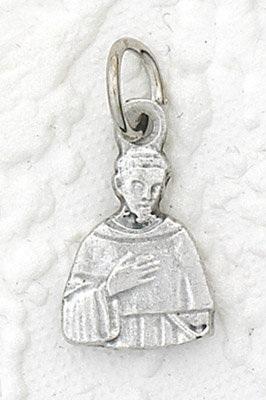 25-Pack - Bracelet Size St Peregrine Pendant