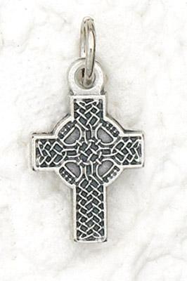 25-Pack - Bracelet Size Celtic Cross Charm