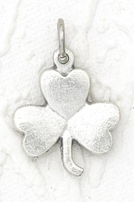 25-Pack - Bracelet Size Shamrock Charm