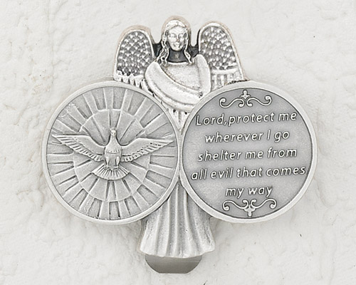 3-Pack - CAR VISOR- HOLY SPIRIT with Angel