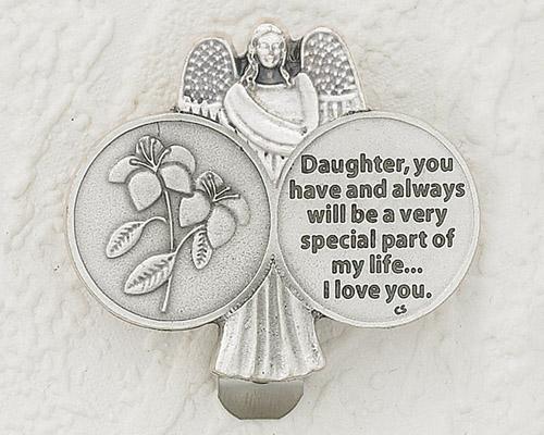 3-Pack - Daughter- Visor Clip