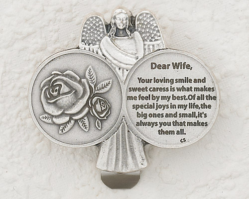 3-Pack - Wife- Visor Clip