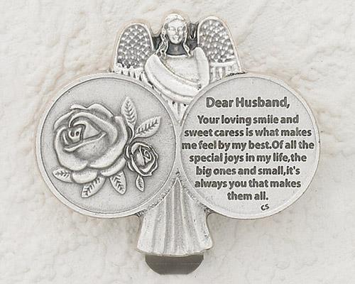 3-Pack - Husband- Visor Clip