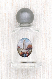 12-Pack - Fatima Holy Water Bottle