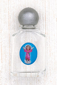 12-Pack - Divine Child Holy Water Bottle