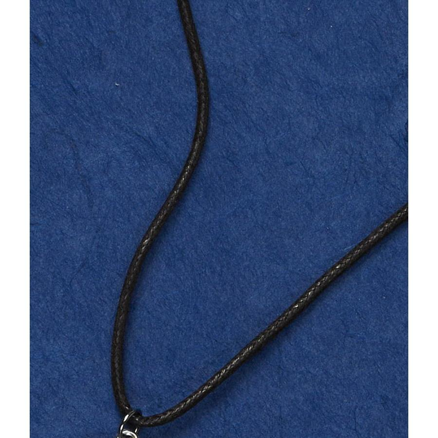 25- Pack -  Black Necklace Cord