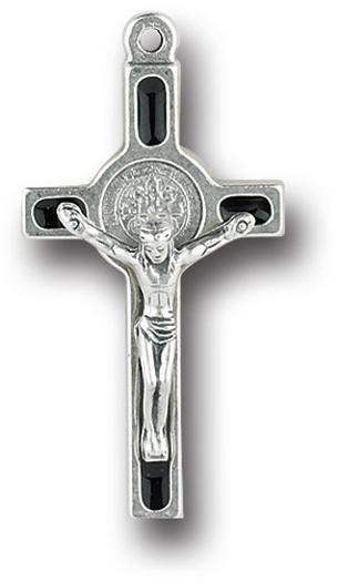 "1 3/4"" St. Benedict Cross 6-Pack"