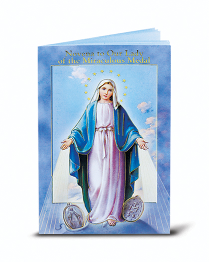 Miraculous Medal Novena Book 10-Pack