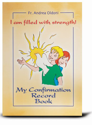 10-Pack - Confirmation Record Book