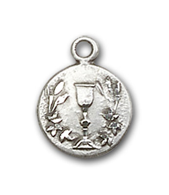 Sterling Silver Communion Pendant