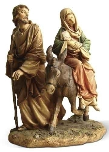 9-inch Flight Into Egypt Fig