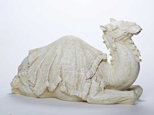 39-inch Ivory Camel With Blanket