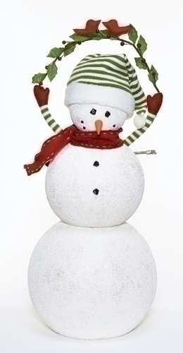 29-inch Musical Large Snowman With Key