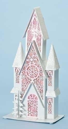 19-inch Church Fig Facade Style