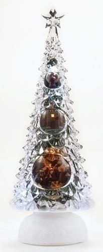 11.5-inch LED Nativity Tree Fig