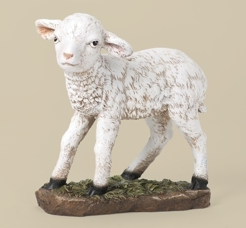 39-inch Scale Color Lamb 12-inch H