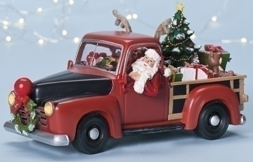 10.5-inch Musical LED Pickup Truck Fig