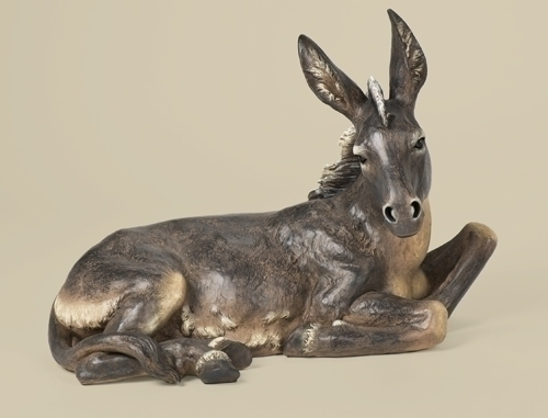 39-inch Scale Color Donkey