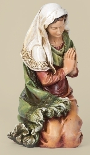 39-inch Scale Mary Fig Painted