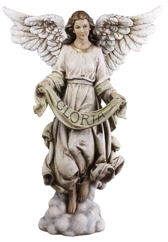 39-inch Scale Color Gloria Angel