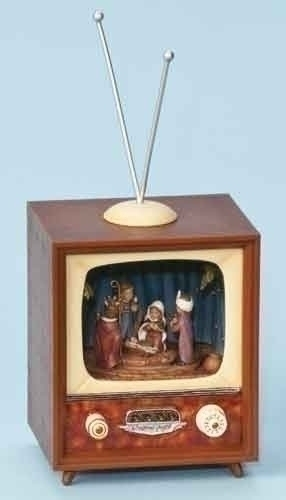 5.5-inch Christmas Pageant Tv