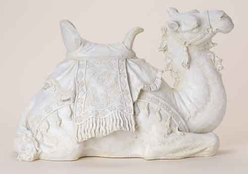 27-inch Scale White Camel 14.5-inch H