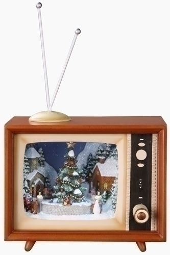4.5-inch H Musical Tv With Sledders