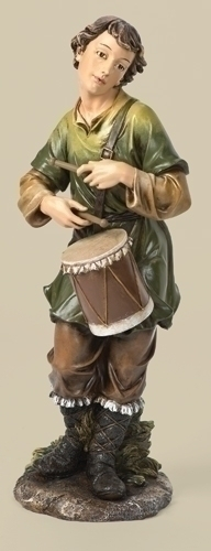 27-inch Scale Drummer Boy Colored