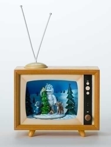 6.7-inch H Rudolph Tv Motion Displ