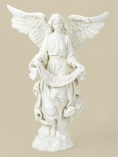 Ivory Angel Fig 39-inch Scale