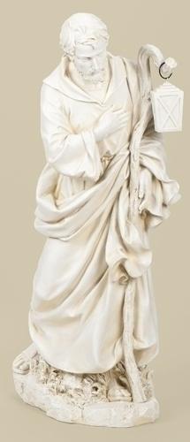 39-inch Scale White St Joseph