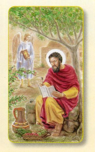 100-Pack - Amm. St Agatha Holy Card