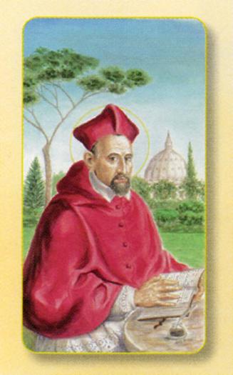 100-Pack - Amm. St Robert Holy Card