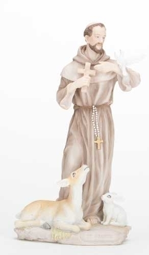 8.5-inch H St Francis Figure